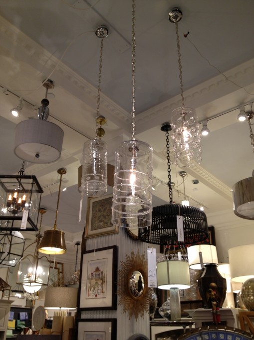 Anthem, Light fixtures, pendants