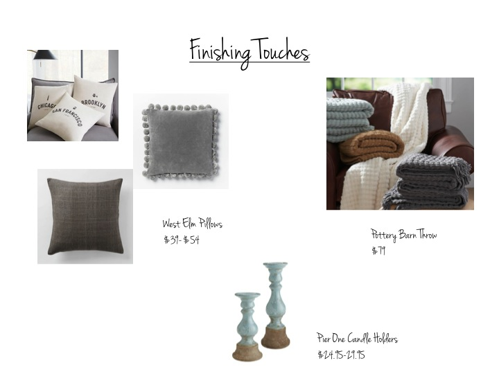 West Elm, Pottery Barn, Ballard Designs, Spring & Stitch, Madeline Weinrib, Crate & Barrel