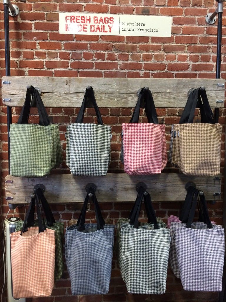 Rickshaw Bagworks, Made In SF