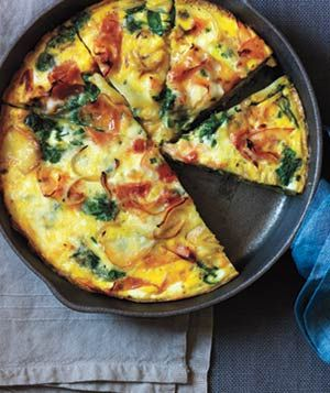 Real Simple Fritatta