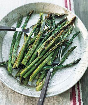 Real Simple, asparagus