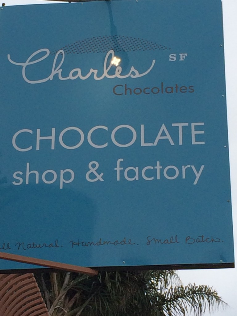 Made in SF: Charles Chocolates | Revolving Decor