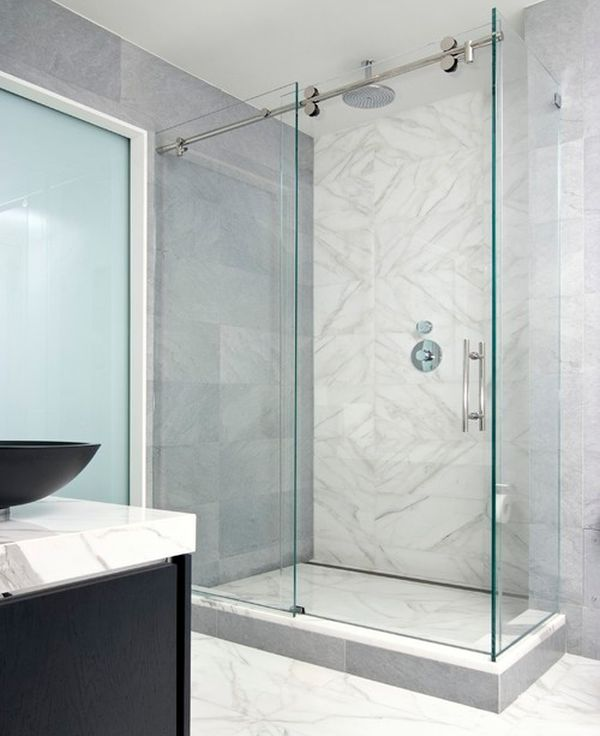 shower door, barn door, decoist
