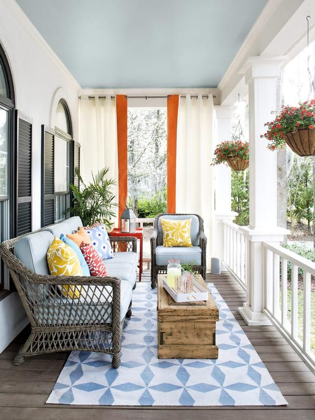 HGTV, porch