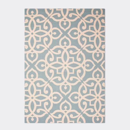 West Elm, Outdoor rug